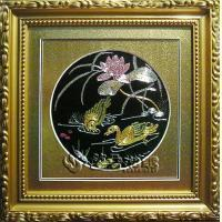 Buy cheap Embroidery Art-Gold Thread Ducks from Wholesalers