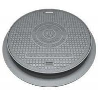 China Manhole cover of waste wate Manhole cover of coal gas piping on sale