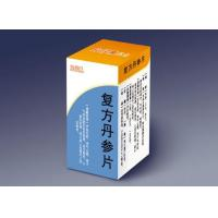 Buy cheap Danshen Tablet Compound from Wholesalers