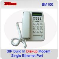 Buy cheap Dial-up Supported IP Phone from Wholesalers