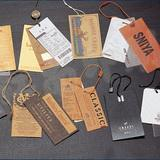 China clothing tag/garment tag/clothes label on sale
