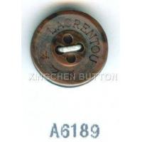 Buy cheap Polyester Buttons for Trousers from Wholesalers