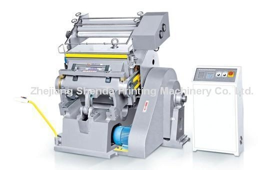 Quality Gilding and cutting machine (TYMK-750) for sale