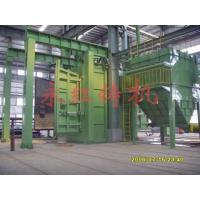Buy cheap Automatic molding machine Through type abrade cleaning up machine from Wholesalers
