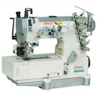 Wholesale Flatbed Interlock Sewing Machine with Rear Puller from china suppliers