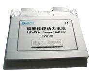Buy cheap BSS-RLFP100Ah Soft-packed Lithium-ion Battery from Wholesalers