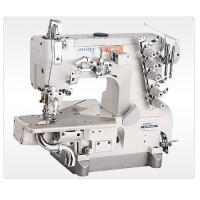 Bottom Folding Seam Cylinder Stretch Sewing Mschine With Left-Cut Tool