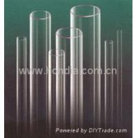 Wholesale UV-stop Quartz Glass Tube from china suppliers
