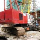 used Hitachi KH700-2 150T crawler crane