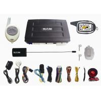 CDF-2001AS-4 Car Alarm System