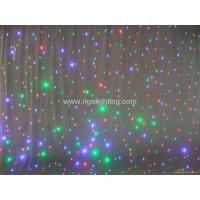 Wholesale Led star cloth curtain screen stage lighting from china suppliers