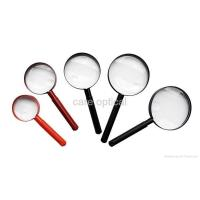 China metal handle magnifier on sale