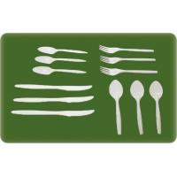 Buy cheap Biodegradable Flatware Products from wholesalers