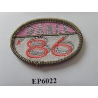 Buy cheap Embroidery Patch EP6022 from Wholesalers