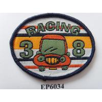 Buy cheap Embroidery Patch EP6034 from Wholesalers