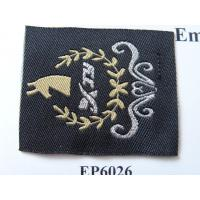Buy cheap woven label EP6026 from Wholesalers