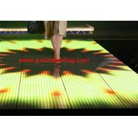 Buy cheap led Video dance floor from wholesalers