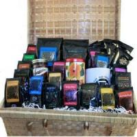 Wholesale Gourmet Coffee Basket Deluxe from china suppliers