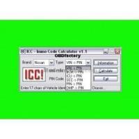 Wholesale Original ICC IMMO Calculator from china suppliers