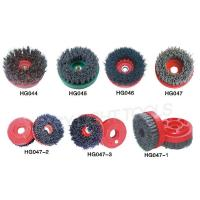 Wholesale Circle brush with screw from china suppliers