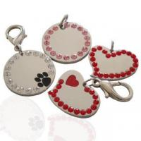 Pet ID Tag (Stainless)