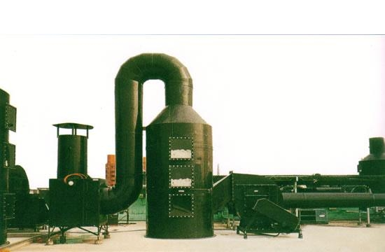 Quality Waste gas treatment tower View for sale