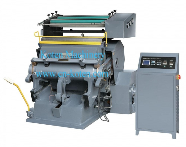 Quality Hot Foil Stamping and Die Cutting Machine Model: TYMQ series for sale