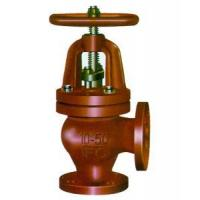 Buy cheap (JISF7376)cast iron 10K screw-down check angle valves from wholesalers