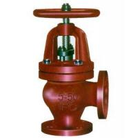 Buy cheap (JISF7354)cast iron 5K screw-down check angle valves from wholesalers