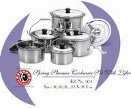 China Spring Steamer Cookware Set with Lifter on sale