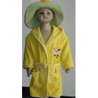 Buy cheap Hotel Articles Baby bathrobe from Wholesalers