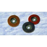 Buy cheap Non woven material Flap Disc from wholesalers