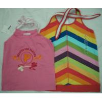 Buy cheap Kid's wear ZZ734-GIRL'S STRAP TOP from Wholesalers