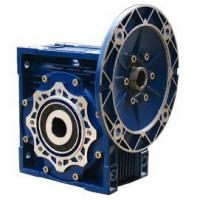 China RV series worm-gear speed reducer on sale