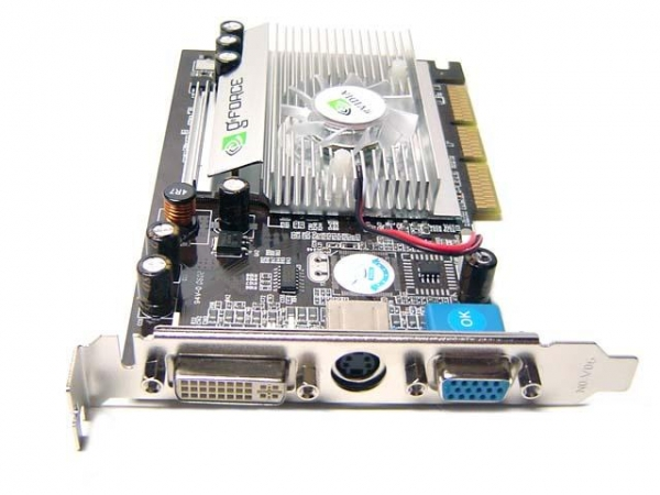China Add on Card Mode Number:256M FX5500 AGP-1Product NEW 256MB FX 5500 AGP TV-OUT Video Card FX5500 W/ DVIadvanced vertex and pixel shader capabilities, stunning and complex special effects are possible. In addition, increased horsepower delivers faste