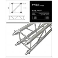 Wholesale Conical coupler truss ST30Q - Quatro aluminum truss 300mm from china suppliers