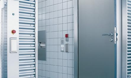 China Automatic Door Systems GEZE Activation detector