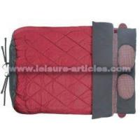 Wholesale Double Envelop Sleeping Bag W/Pillows from china suppliers