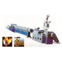 Wholesale PVC、PE Quincunx Multi-Hole Casing Pipe Production Line from china suppliers