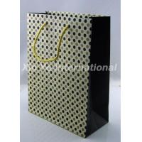 Wholesale ppbg02 spotted paper bag from china suppliers