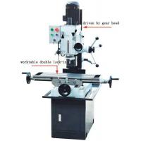 Wholesale Square Column Gear driven Drilling Milling Machine ZX7025FG 7032FG 7040FG 7045FG from china suppliers