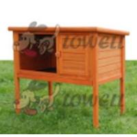 Buy cheap wooden rabbit cage LWRH-1005 from Wholesalers