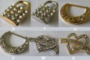 Buy cheap Rhinestone Buckle & Crystal Brooches from Wholesalers