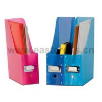 PP Folding Magazine Holder Set of 3