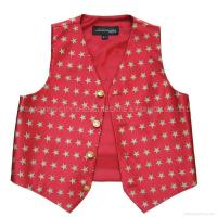 Buy cheap Kid's Casual Vest WT-729-B from Wholesalers