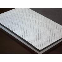 Compound serial sound insulation product to punch