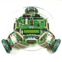 Wholesale Fire Bird V ATMEGA2560 Omnidirectional Robotic Research Platform from china suppliers