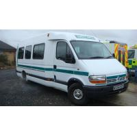 Ambulance Camper Conversion
