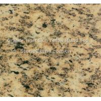 Wholesale Granite Tiger Skin Yellow Island Top from china suppliers