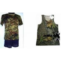 Buy cheap Cotton Printing Camouflage Vest from Wholesalers